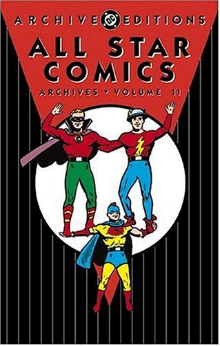 9781401204037: All Star Comics - Archives, Volume 11 (Archive Editions (Graphic Novels))