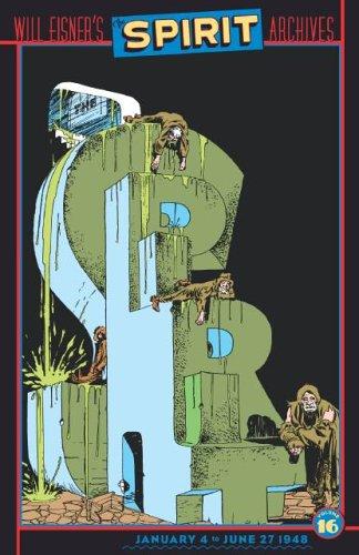The Spirit Archives, Volume 16: Eisner, Will