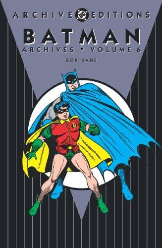 9781401204099: Batman - Archives, Volume 6 (DC Archive Editions)