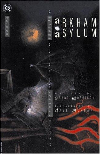 9781401204242: Batman: Arkham Asylum (15th Anniversary Edition) A Serious House on Serious Eart h