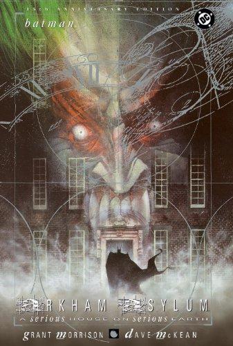 9781401204259: Batman: Arkham Asylum - A Serious House on Serious Earth, 15th Anniversary Edition