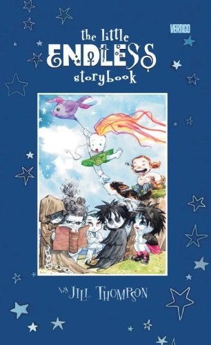 9781401204280: The Little Endless Storybook (The Sandman)