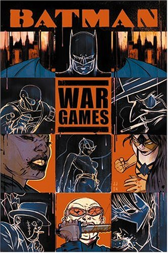 Batman War Games Act One TP: Bachs, Ramon and