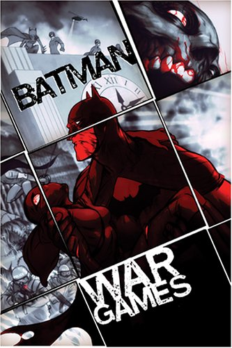 Batman: War Games, Act Three End Game