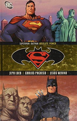 9781401204471: Superman/Batman VOL 03: Absolute Power