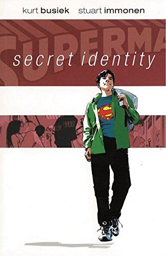 Superman: Secret Identity: Kurt Busiek