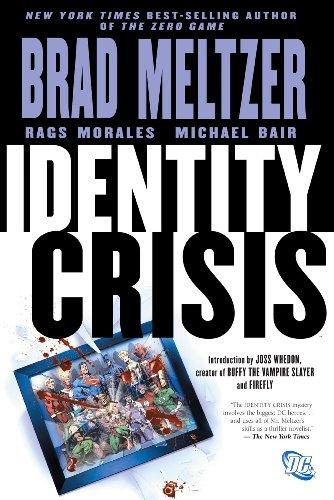 Identity Crisis (DC Comics): Brad Meltzer