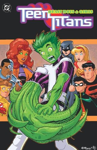9781401204594: Teen Titans TP Vol 03 Beast Boys And Girls (Teen Titans (DC Comics) (Graphic Novels))