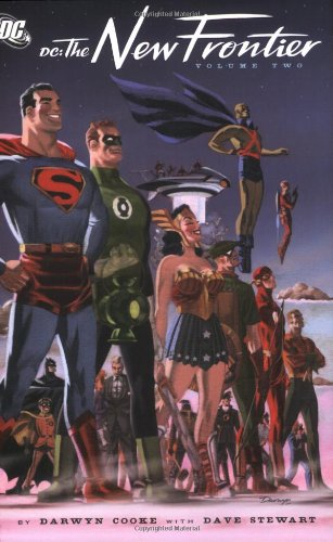 DC: The New Frontier Volume Two