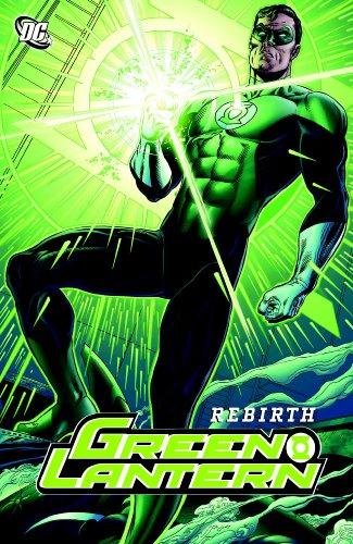9781401204655: Green Lantern: Rebirth