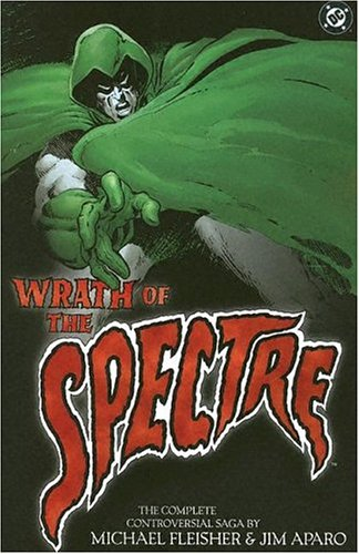 9781401204747: Wrath of the Spectre