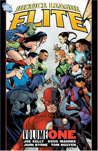 9781401204815: Justice League Elite: VOL 01