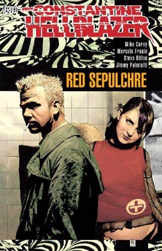 9781401204853: John Constantine, Hellblazer: Red Sepulchre
