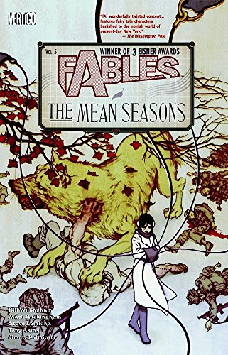 Fables 05 the Mean Seasons