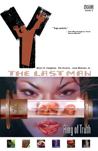 Y THE LAST MAN 05 RING OF TRUTH