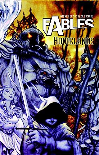 9781401205003: Fables TP Vol 06 Homelands