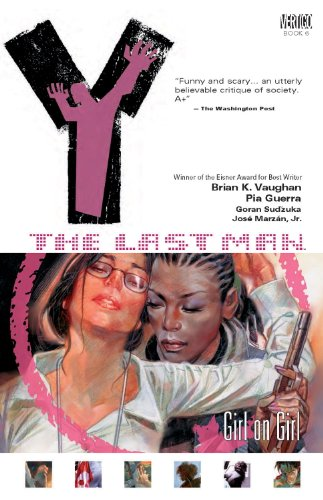 Y THE LAST MAN 06 GIRL ON GIRL