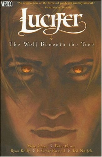 9781401205027: Lucifer Vol. 8: The Wolf Beneath the Tree