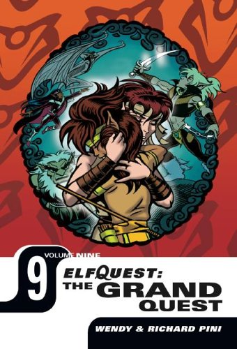 9781401205058: Elfquest: The Grand Quest - Volume Nine