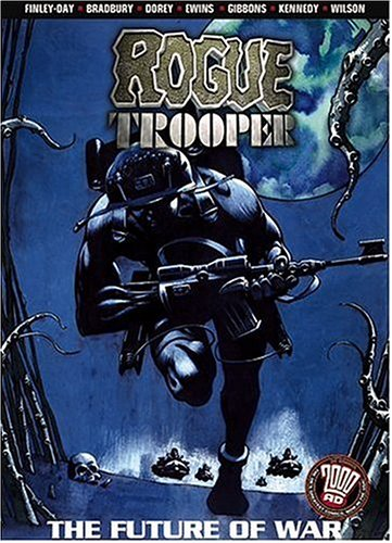 9781401205775: ROGUE TROOPER 01 THE FUTURE WAR