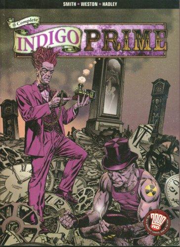 9781401205911: The Complete Indigo Prime