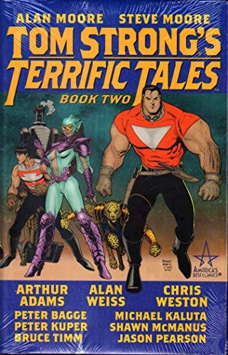 Tom Strong's Terrific Tales Book Two