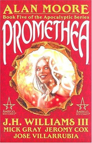 Promethea, Book 5: Alan Moore