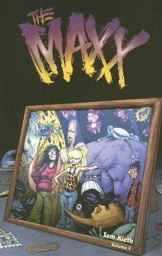 Maxx, The: VOL 05: Sam Kieth