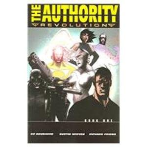 9781401206239: The Authority: Revolution, Book One