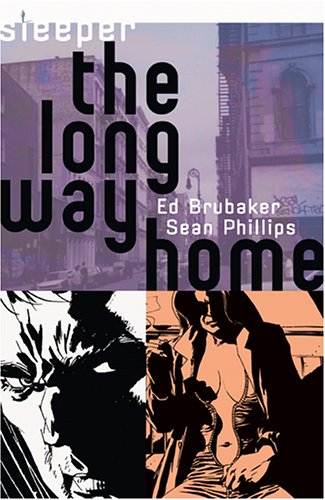 9781401206277: Sleeper, Vol. 4: The Long Way Home