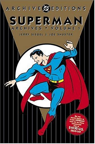 9781401206307: SUPERMAN ARCHIVES HC 01 (Archive Editions)