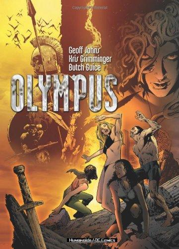 9781401206437: Olympus