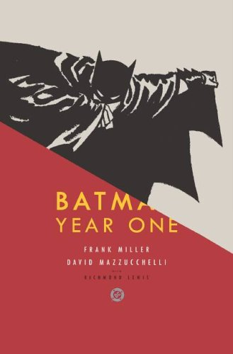 9781401206901: Batman Year One Deluxe Edition