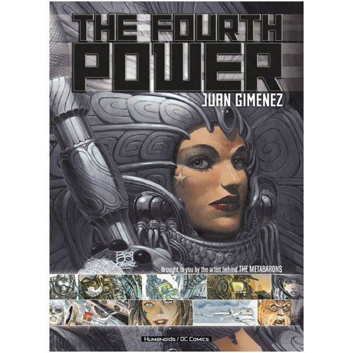 9781401206918: The Fourth Power