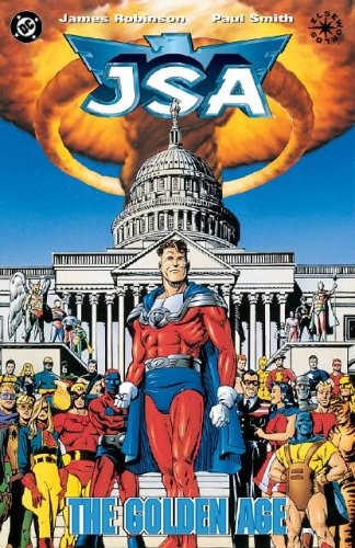 9781401207113: Jsa The Golden Age TP New Edition (JSA (Justice Society of America) (Graphic Novels))
