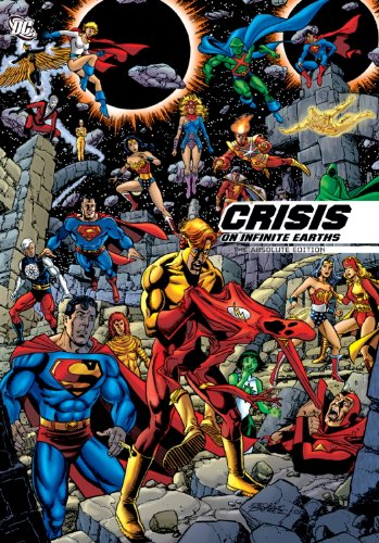 9781401207120: Crisis On Infinite Earths Absolute Edition HC (Absolute Editions)