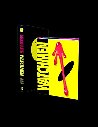 9781401207137: Watchmen (Absolute Edition)