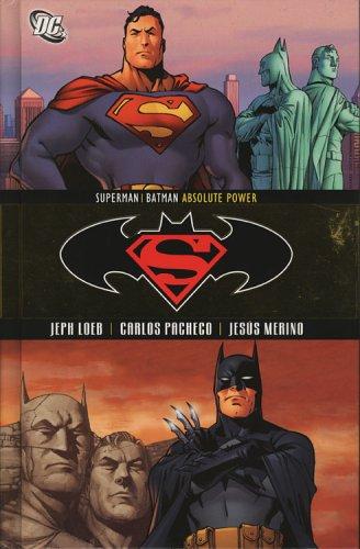 9781401207144: Superman Batman TP Vol 03 Absolute Power (Superman/Batman (Graphic Novels))