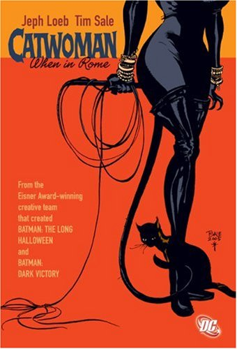 Catwoman: Catwoman When In Rome TP When in Rome (Paperback)