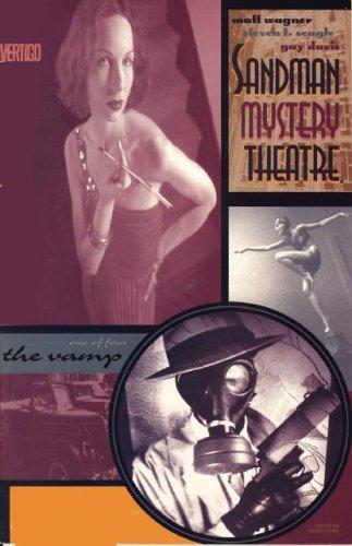 9781401207182: Sandman Mystery Theater: The Vamp