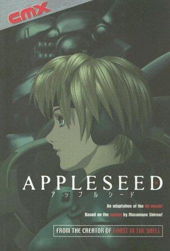 9781401207311: Appleseed Movie Book: VOL 01
