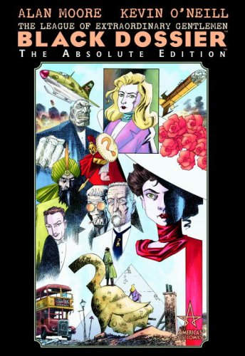 The League of Extraordinary Gentlemen, The Black Dossier, Absolute Edition: Alan Moore