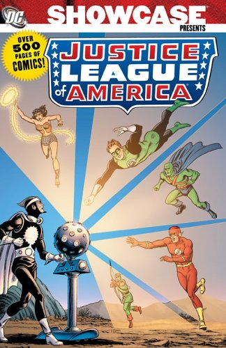 9781401207618: Showcase Presents: Justice League of America, Vol. 1