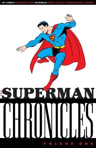 9781401207649: Superman Chronicles TP Vol 01