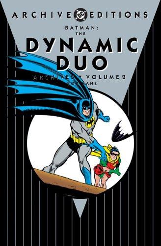 Batman: The Dynamic Duo - Archives, Volume 2