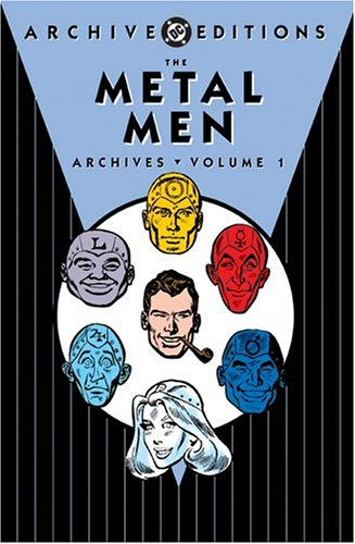 9781401207748: The Metal Men Archives, Vol. 1 (DC Archive Editions)
