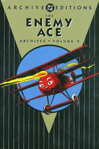 9781401207762: The Enemy Ace Archives, Vol. 2 (DC Archive Editions)