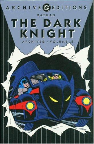 9781401207786: Batman: The Dark Knight Archives, Vol. 5 (DC Archive Editions)