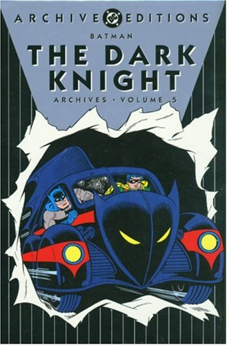 9781401207786: Batman: The Dark Knight Archives, Vol. 5 (DC Archive Editions)