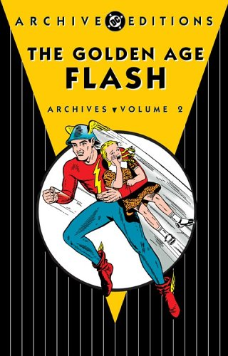 9781401207847: The Golden Age Flash Archives, Vol. 2 (DC Archive Editions)